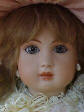 Rustie Victorian Antique Reproduction Jumeau 36 in Victorian French Doll