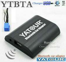 Yatour YT-BTA Bluetooth Adapter A2DP for RD3 Peugeot Citroen RB2 RM2 Van-bus Aux