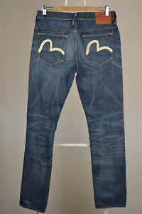 Mens Evisu Genes Jeans Size 31