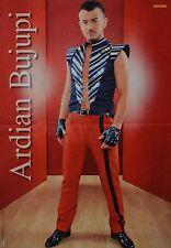ARDIAN BUJUPI - A3 Poster (ca. 42 x 28 cm) - Clippings Fan Sammlung NEU