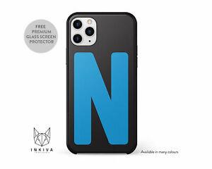 Personalised Vegan Leather Phone Case, Monogram Case, Personalised Phone Case