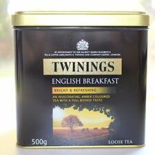 Twinings English Breakfast Loose Tea Tin 500g Loose Tea 1 pack Large