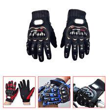 Motorcycle Gloves Motorbike Motocross Motor Summer Fiber Bike Racing Pro-Biker
