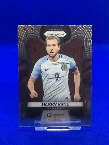 Panini Prizm 2018 World Cup Harry Kane Base Card.