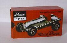 Repro Box Schuco Micro Racer 1043/2 Mercedes 1946