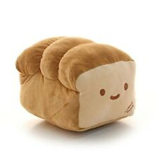 """BREAD 6"""" 10"""" 15"""" Plush Pillow Cushion Doll Toy Gift Home Bed Room Interior De..."""