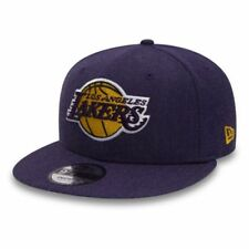 New Era Snapback Lakers Hats for Men