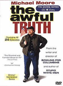 The Awful Truth - The Entire Series (DVD, 2003, 4-Disc Set)