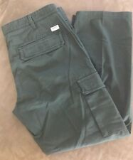Timberland Men's Webster Lake Ripstop Forest Green Cargo Pants 30X32 NWT TM5