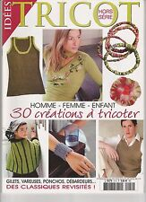 Idées Tricot Hors série N°51 Avril 2006