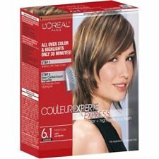LOREAL Couleur Experte Express Hair Color 6.1 Light Ash Brown French Eclair