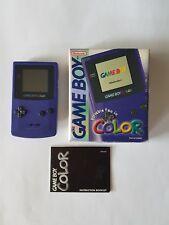 Gameboy Colour Australian Model RARE DISCOUNT AVAILABLE