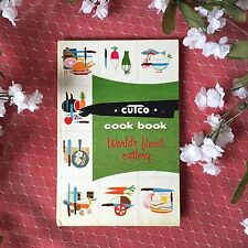 Vintage Cutco Cookbook - Meat & Poultry Cookery by Margaret Mitchell - 1961