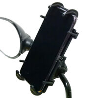 Moto / Scooter Miroir Montage & Rapide Prise Support Pour Iphone 6