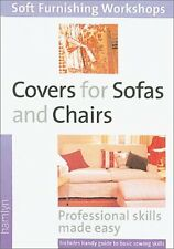 Covers for Sofas and Chairs: (Soft Furnishing Work