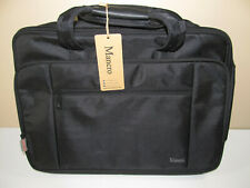 "17"" Inch Laptop Briefcase for Men Women Soft Business BagBig Computer Shoulder"