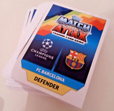 Match Attax Game 2017-2018 Season Lot Football Trading Cards
