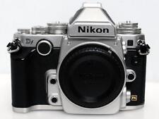 Nikon Df 16.2MP Digital SLR Camera Argento Corpo Eccellente Giappone