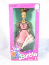 PARISIAN BARBIE Dolls of The World Collection 2nd Edition #9843 - Sealed