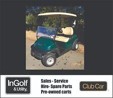 2012 Club Car PRECEDENT 48V Electric Golf Cart Buggy Buggie RECENT BATTERIES
