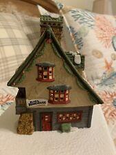 Dept 56 North Pole 1990 Elf Bunk House