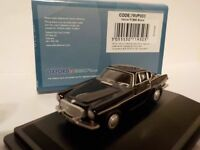 Volvo P1800 - Black  Oxford Diecast 1/76 New Dublo, Railway Scale
