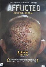 AFFLICTED - DVD