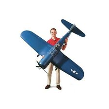 aereo radiocomandato rc Top Flite F4U CORSAIR GIANT balsa kit