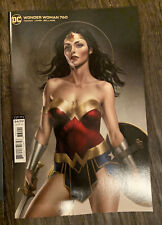 Wonder Woman #760 Nm/M Joshua Middleton Variant 8/11 2020