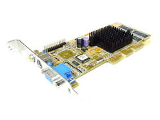 ASUS Nvidia GeForce 2 MX 32mb VGA TV OUT AGP Video Graphics Card v7100/t/p/32m/sd