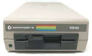 Commodore 1541 Floppy Disk Drive w/power cord *Untested