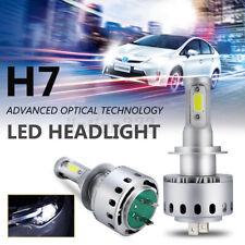 Autoleader Pair H7 45W 6000LM LED Headlight Bulbs Fog Light Lamp White 6500K