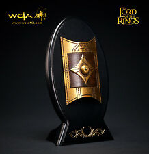 Weta EASTERLING MINIATURE SHIELD Lord of the Rings LotR Hobbit Not Sideshow