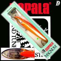 Vintage Rapala Magnum Countdown 26cm GFR sehr alte Produktion aus Finnland, NiB