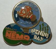 Disney Pixar Finding Nemo Opening Day Nemo Fish in Bubble LE 3000 Pin