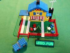 LEGO® 361 Caffee Bäckerei von 1974 / Tea Garden Cafe with Baker's Van legoland