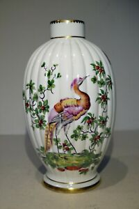Samson Paris Hand painted Vase in the Chinese style
