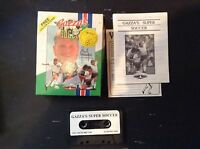 Sinclair ZX Spectrum - Gazz's Super Soccer by Empire