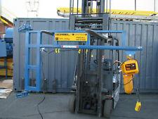 PWB Anchor 250kg Electric Chain Hoist Crane with Swing Gantry Beam