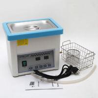 Dental Ultrasonic Ultrasound Handpiece Cleaner Digital Lab Equipment Dental BY