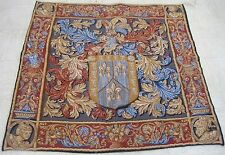 """Belgian Wall Tapestry 4'1"""" x 4'1"""""""