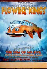FLOWER KINGS - 2007 - Tourplakat - King Crimson - Tourposter