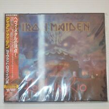 IRON MAIDEN - ROCK IN RIO - 2002 JAPAN 2CD 3D COVER + BONUS SET OF STICKERS
