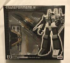 Transformers Takara eHobby G1 Reissue Black Starscream # 22 MIB