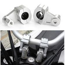 Lenkererhöhung 22mm / 28mm Lenker Riser Universal Lenkerbefestigung Motorrad ATV