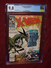 Uncanny X-Men #233 CGC 9.8