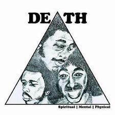 Death - Spiritual-mental-physical VINYL LP