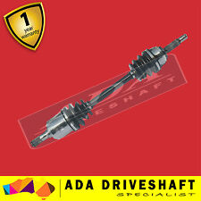 1 x NEW CV JOINT DRIVE SHAFT FORD FESTIVA WB WD WF 1.3L MANUAL Passenger Side