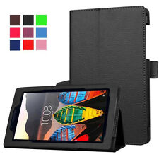 Luxury Magnetic Flip Leather Case Cover For Lenovo Tab3 7 Essential (TB3-710F/I)