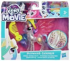Conjunto de 5 Pegasus Pony Playset Niños My Little Cumpleaños Regalo para Navidad